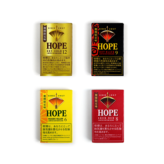 HOPEのデザイン