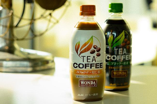 TEA COFFEEのパッケージデザイン