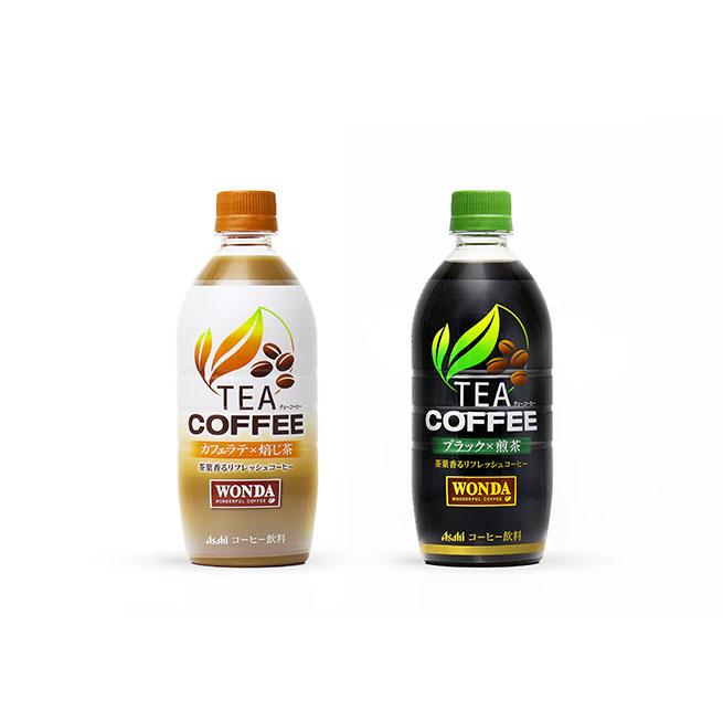 TEA COFFEEのデザイン