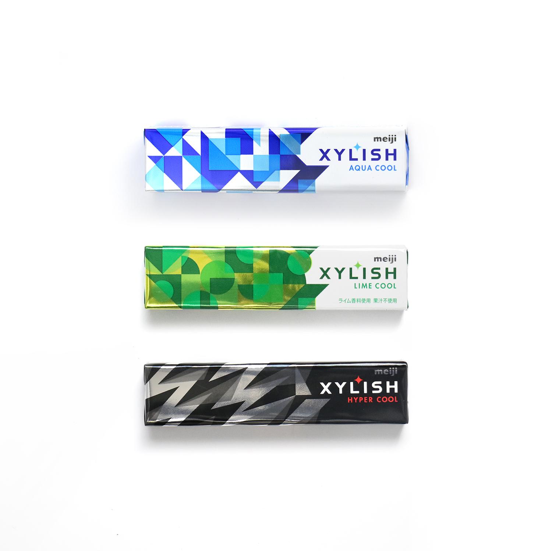 XYLISHのデザイン