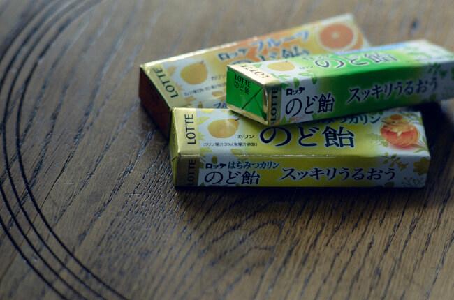 NODOAMEのパッケージデザイン
